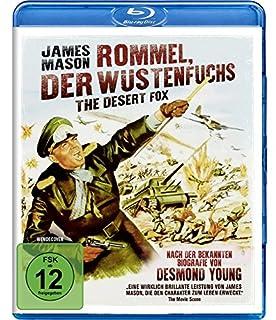 Rommel, Der Wüstenfuchs [Blu-ray]