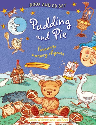 Pudding and Pie Book and CD: Favourite Nursery Rhymes