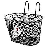 I Love my Bike bicicleta infantil cesta para bicicleta cesta delantera - 01170216