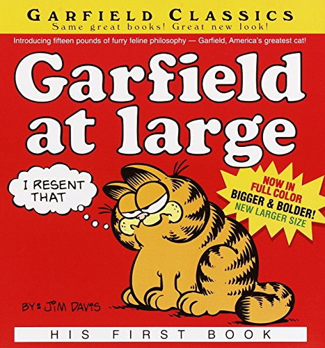 Garfield at Large: His 1st Book (Garfield Classics (Paperback))