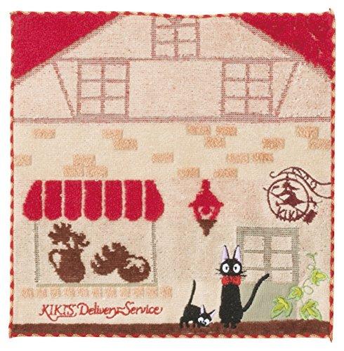 JP Kiki's Delivery Service Jacquard Handkerchief Towel / Bakery and Gigi