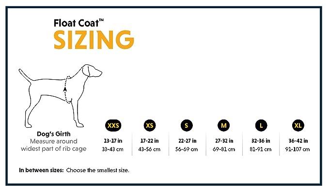 Ruffwear Gilet de sauvetage pour chien, Chiens de petite taille, Ajustement  sur mesure, Taille : S, Bleu (Blue Atoll), Float Coat, 45102-409S:  Amazon.fr: ...