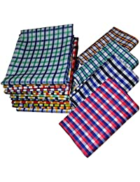 KUNDAN SULZ GWALIOR Men's Unstitched Shirt Fabric (Multicolour_2.25 metres) - Pack of 3