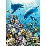 Ravensburger 13022 - Unterwasser-Abenteuer - Kinderpuzzle 300 Teile