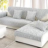 Sofa möbel protector für hund Sofa slipcover volltonfarbe Verdicken sofa