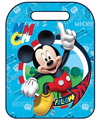 Rücklehnenschutz Disney Mickey Mouse Schutzmatte für Rückseite Sitzschoner ()