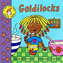 Goldilocks (Lift-the-flap Fairy Tale) by Stephen Tucker (2005-01-21)