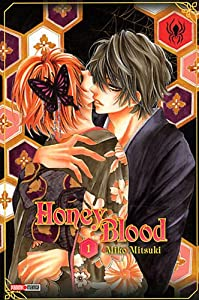 Honey Blood Edition simple Tome 1