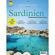 ADAC Reisemagazin Sardinien