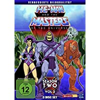 He-Man and the Masters of the Universe - Season 2/Vol. 2