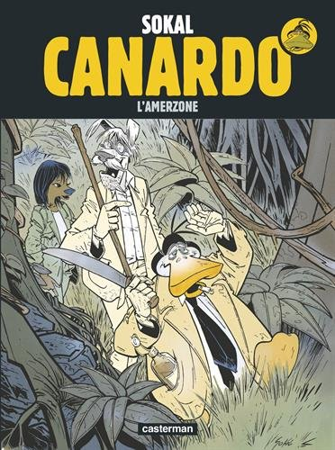 L'Inspecteur Canardo, tome 5 : L'Amerzone
