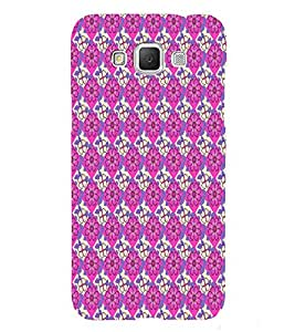 Decorative Floral Design 3D Hard Polycarbonate Designer Back Case Cover for Samsung Galaxy Grand Max G720