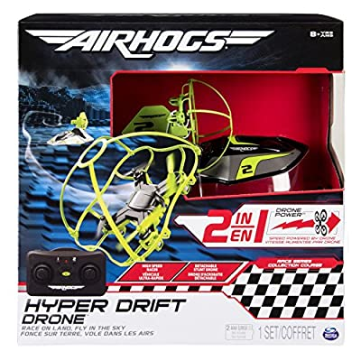 Air Hogs HYPERDRIFT DRONE GR - by Spin Master