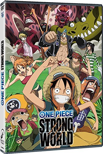 One Piece: Strong World - Película 10 [DVD]