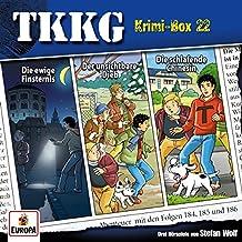 Krimi-Box 22 (Folgen 184,185,186)
