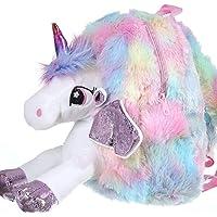 FunBlast Unicorn Soft Bag for Kids | School, Picnic Bag for Baby Boys|Girls, Cute Soft Bags for Children