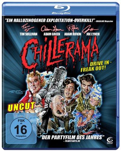 Chillerama (Uncut) [Blu-ray]