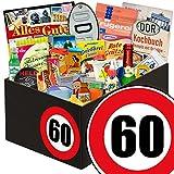 60. Geburtstag | DDR Box | 24er Geschenk Set DDR
