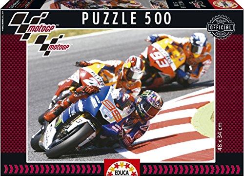 Puzzles Educa - Moto GP, puzzle de 500 piezas (15976)