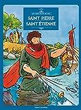 Saint Pierre, Saint Etienne, en BD