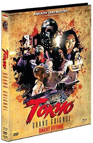 Bild von Tokyo Grand Guignol - Uncut - Mediabook  (+ DVD) [Blu-ray] [Limited Edition]