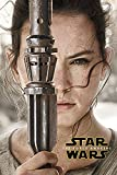 empireposter 721532 Star Wars EP7 Rey Episodio 7 Póster, Papel,, 91,5 x 61 x 0,14 cm