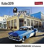 Kuba - Kalender 2019: Sehnsuchtskalender, 53 Postkarten Bild