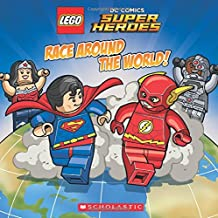 Race Around the World! (Lego Dc Super Heroes)