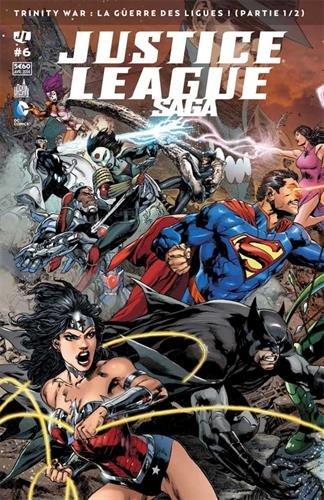 Justice league saga 06