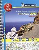 Atlas France plastifié Michelin 2017...