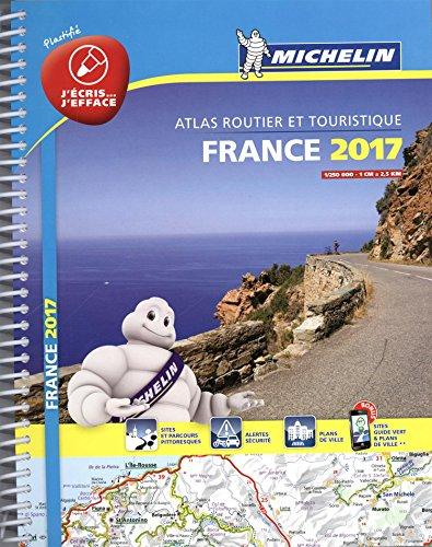 Atlas France plastifi Michelin 2017