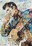 Heidi heidi4644Elvis Art Puzzle (2000)