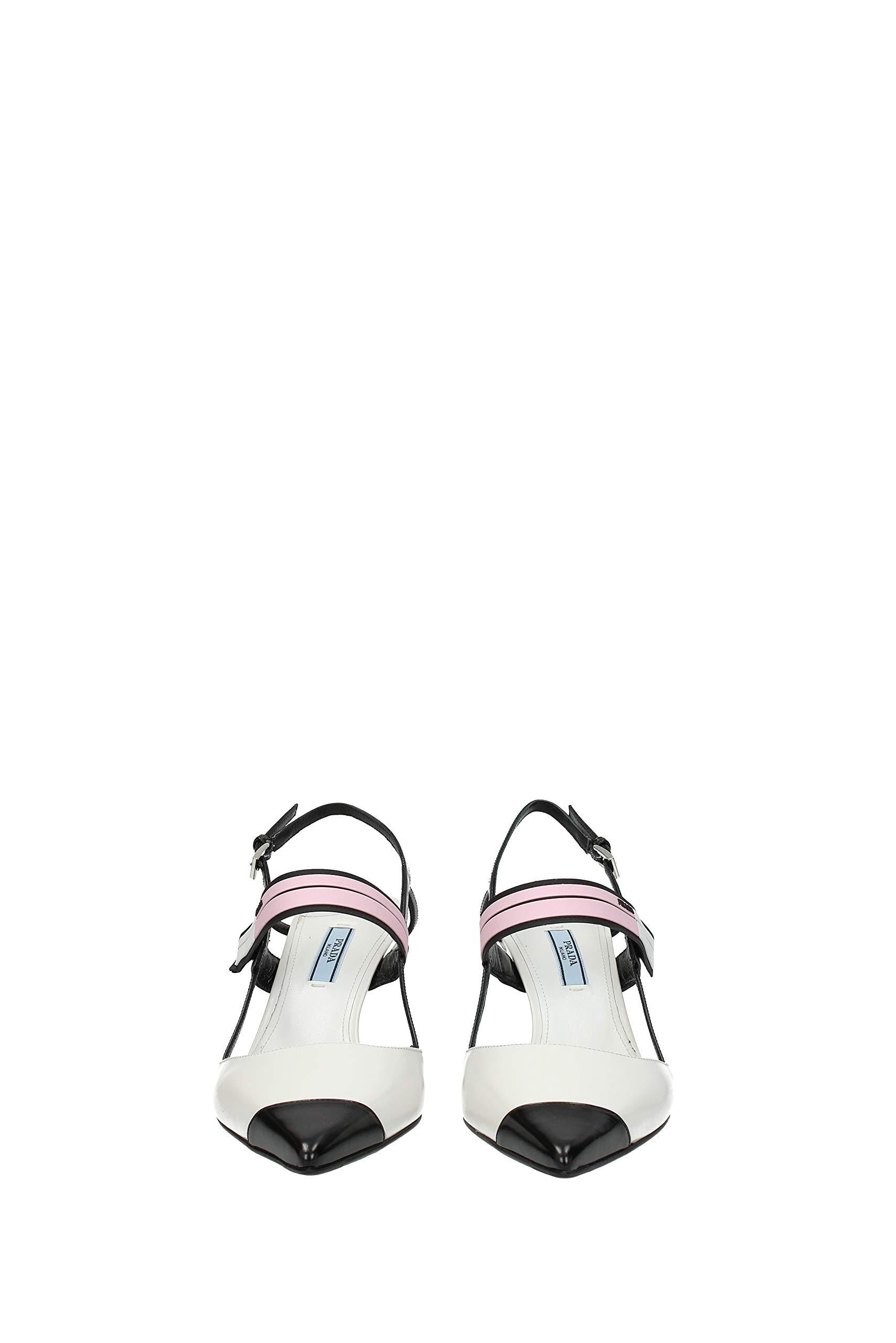 8721abb64 Prada Sandals Women - Leather (1I296I) UK - ItalianBoutique.co.uk