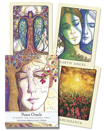 Peace Oracle: Guidance for Challenging Times por Toni Carmine Salerno