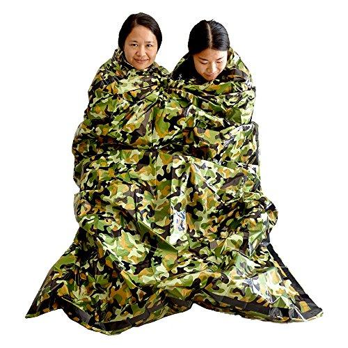 Top Lander - Saco Dormir Supervivencia Ligero Aislamiento