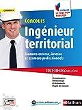 Concours ingénieur territorial - Catégorie A - Intégrer la fonction publique - 2015