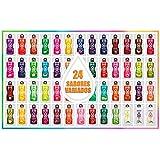 Bolero Drink 24 Bustine Gusti Diversi Assortimento alla Frutta Preparato Polvere Solubile Per Bevanda Fresca in Acqua Prodott
