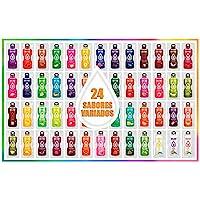 Bolero Drink 24 Bustine Gusti Diversi Assortimento alla Frutta Preparato Polvere Solubile Per Bevanda Fresca in Acqua…