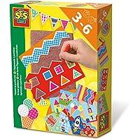 SES Creative - Aprendo a perforar, kit de juego, (14836)