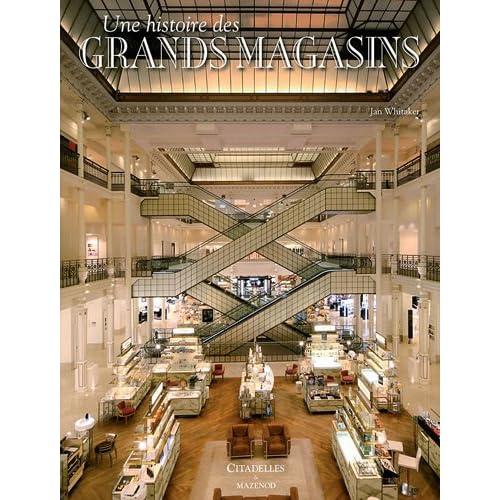 Une histoire des grands magasins