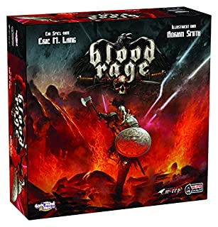Cool Mini or Not 003221 - Blood Rage (B0167UTXRM) | Amazon Products