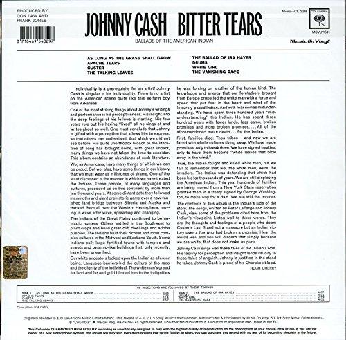 Bitter Tears (180gr.)