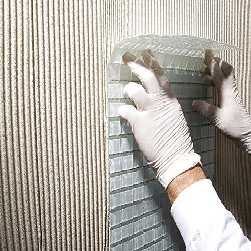 Technoflex Hochleistung Natursteinkleber, Fliesenkleber Weiß (C2TE S1) 250 kg