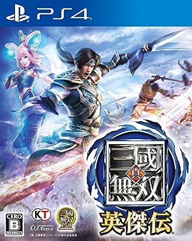 Shin Sangoku Musou Eiketsuden PS4 Import Japonais