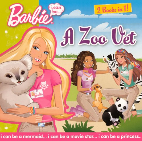 I Can Be a Zoo Vet/I Can Be a Cheerleader (Barbie - Cheerleader-barbies