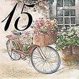 Azul'Decor35 Hausnummernschild aus Keramik - Wählen Sie Ihre Nummer und die Größe Ihrer Straßenschild!
