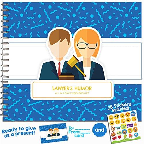 RECHTSANWALT GESCHENKE: Ein persönliches kleines Humor Buch mit Spielkarten für deinen speziellen Antwalt, Litigador, Richter, Prosekutor oder Jurastudent! Ganzeinfach zum Ausfüllen und einfallsreiche Geschenkideen!