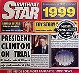 1999 Geburtstags-Geschenke - 1999 Chart Hits CD und 1999 Geburtstagskarte
