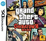 GRAND THEFT AUTO: CHINATOWN WARS NINTENDO DS GAME