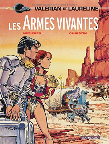 Valérian, tome 14 : Les Armes vivantes